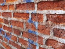 old brick wal Stock Image