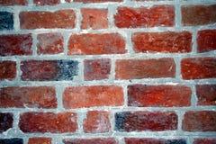 Old brick wall. Old medieval brick wall of church Royalty Free Stock Photo