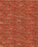 Old brick wall. A  illustration of an old brick wall Stock Image