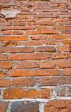 An old brick wall  Royalty Free Stock Photography