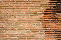 Old brick wall. Retro brick wall as background Stock Photography