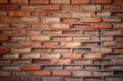Old brick wall. Texture background stock image
