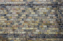 Old brick wall, Royalty Free Stock Images
