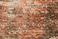 Free Old Brick Wall Royalty Free Stock Photo - 4845005