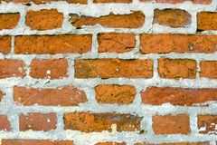 Old brick wall. Texture Stock Photography