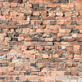 Old brick wall as abstract background Royalty Free Stock Image
