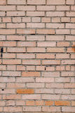 Old brick wall as background Stock Photography