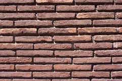 Old brick wall as background Royalty Free Stock Photography