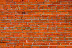 Old brick wall as background Royalty Free Stock Images