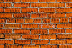 Old brick wall as background Stock Images