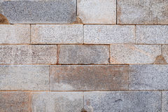 Brick wall. Stock Photos