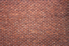 Old brick wall background. Old brick wall of an old building Royalty Free Stock Images