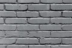 Old brick wall background Grunge texture. Dark surface stock images