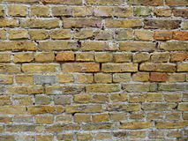 Old brick wall background. Grunge old wall for your background Royalty Free Stock Photography