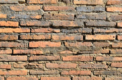 Old brick wall in a background Stock Photo