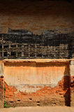 Old brick wall in a background Royalty Free Stock Image
