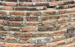 Old brick wall for background Royalty Free Stock Photography