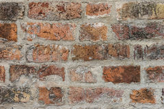 Old brick wall for background Royalty Free Stock Photo