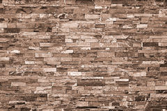 The old  brick wall Royalty Free Stock Photography