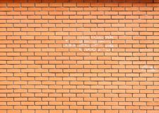 Old brick wall background. Royalty Free Stock Images