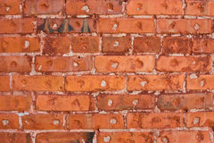 Old Brick Wall Background Pattern Stock Images