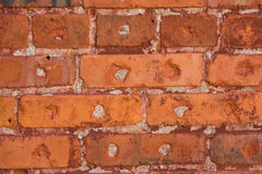 Old Brick Wall Background Pattern Royalty Free Stock Photo