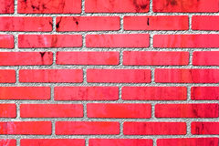 Old brick wall background. Royalty Free Stock Photos