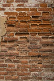Old brick wall. Background of old brick wall texture Stock Photography