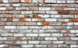 Old brick wall background texture Royalty Free Stock Photography