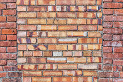 Old brick wall background texture Royalty Free Stock Images