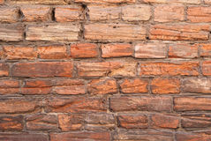 Old brick wall. Stock Photos