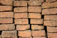 Old brick wall bakground Royalty Free Stock Photos
