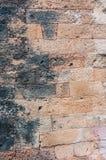 Old brick wall detail Stock Photo
