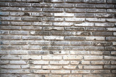 Old brick wall. A detailed castle brick wall background royalty free stock image