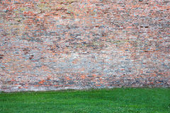 Old brick wall Stock Image