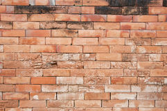 Old brick wall. Royalty Free Stock Photos