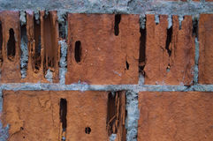 Old brick wall horizontal Royalty Free Stock Photography