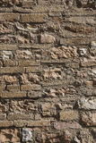 Old brick wall in Italy Royalty Free Stock Images