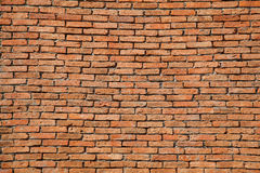 Old brick wall. Stock Photos