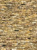 Old brick wall. Old brick wall in London city Stock Images