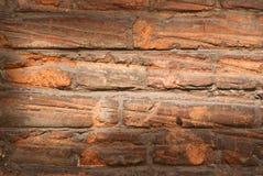 Old brick wall monochrome Royalty Free Stock Photos