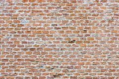 Old brick wall. As a background royalty free stock photography