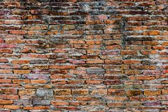 Old brick Stock Photography