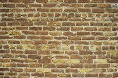 Old Brick Wall, Pennsylvania Royalty Free Stock Photography