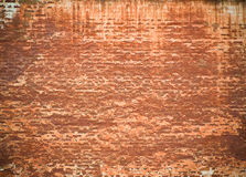 Old brick wall, perfect grunge background Royalty Free Stock Images