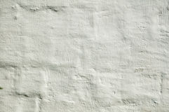 The old brick wall in plaster Stock Photo