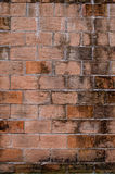 Old brick wall room, Stock Photo