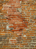 Old brick wall texture Royalty Free Stock Photo