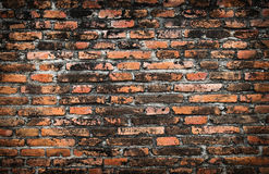 Old brick wall texture Stock Photography