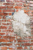 Old brick wall in texture Stock Photo